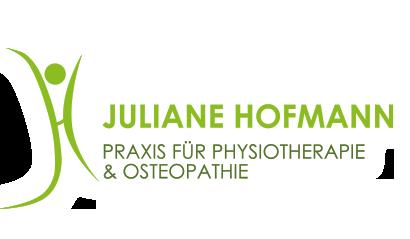 Praxis für Physiotherapie und Osteopathie - Juliane Hofmann - Logo